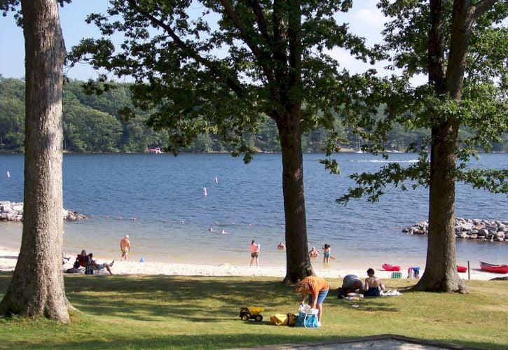 Deep Creek Lake Area