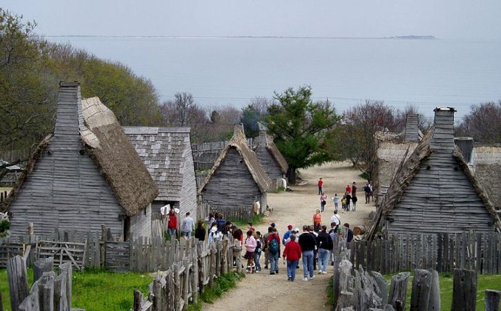 Mayflower II and Plimoth Plantation