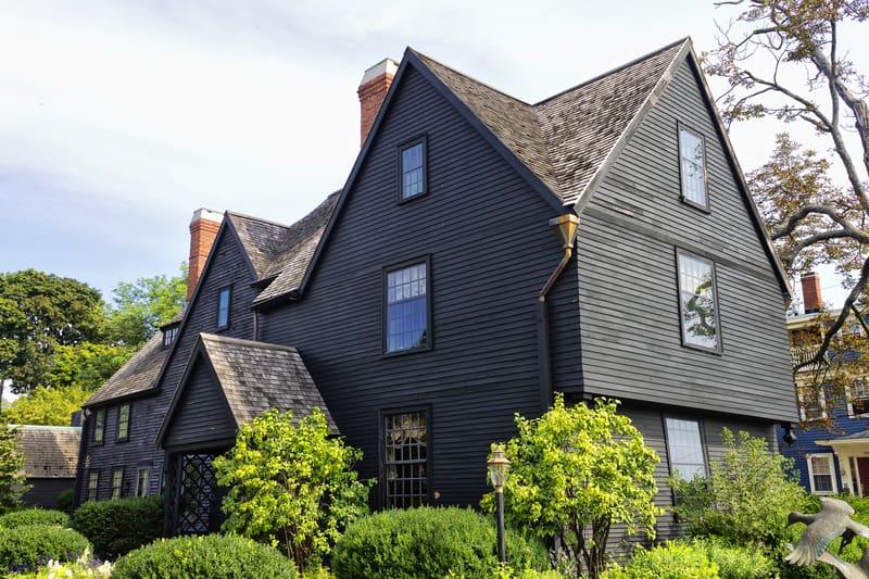 Salem's Historic Houses