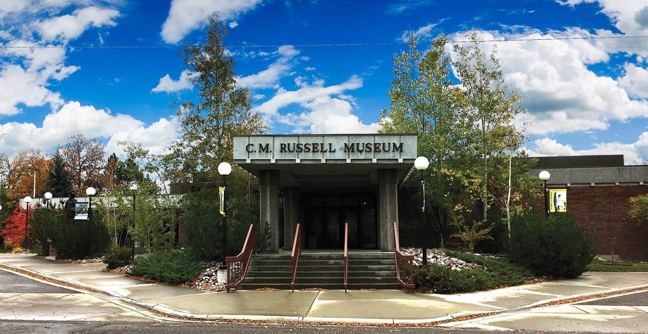 The C.M. Russell Museum Complex