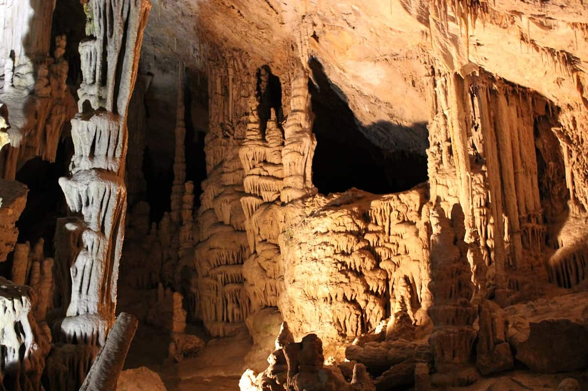 Lewis and Clark Caverns State Park