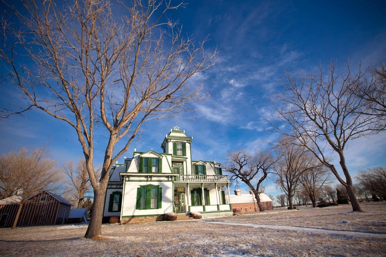 Buffalo Bill Ranch State Historical Park