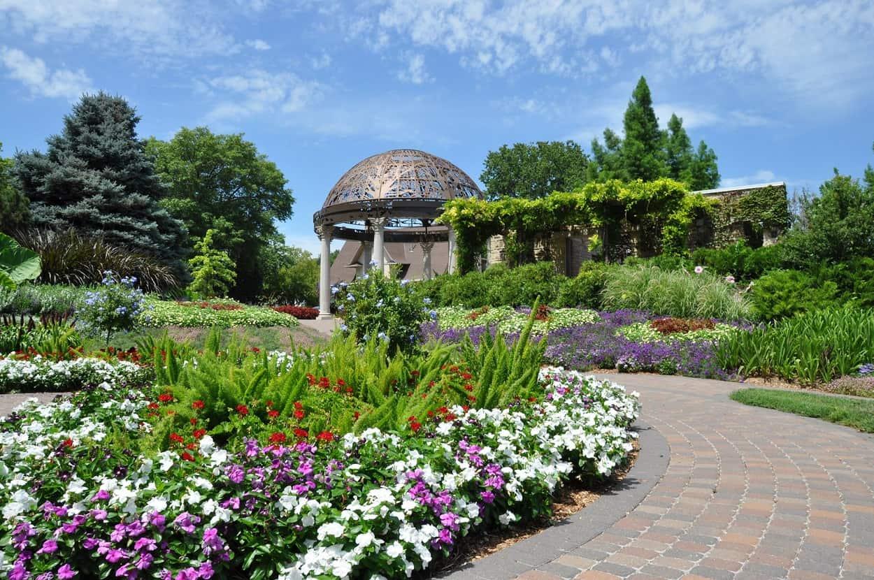 Sunken Gardens