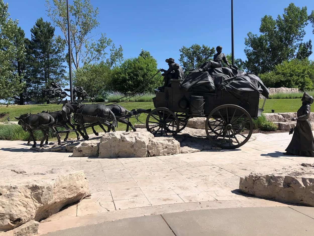 Pioneer Courage Park