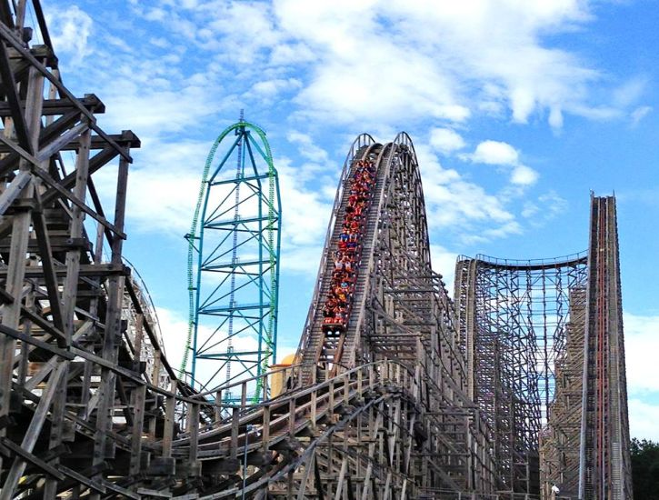 Six Flags Great Adventure and Wild Safari