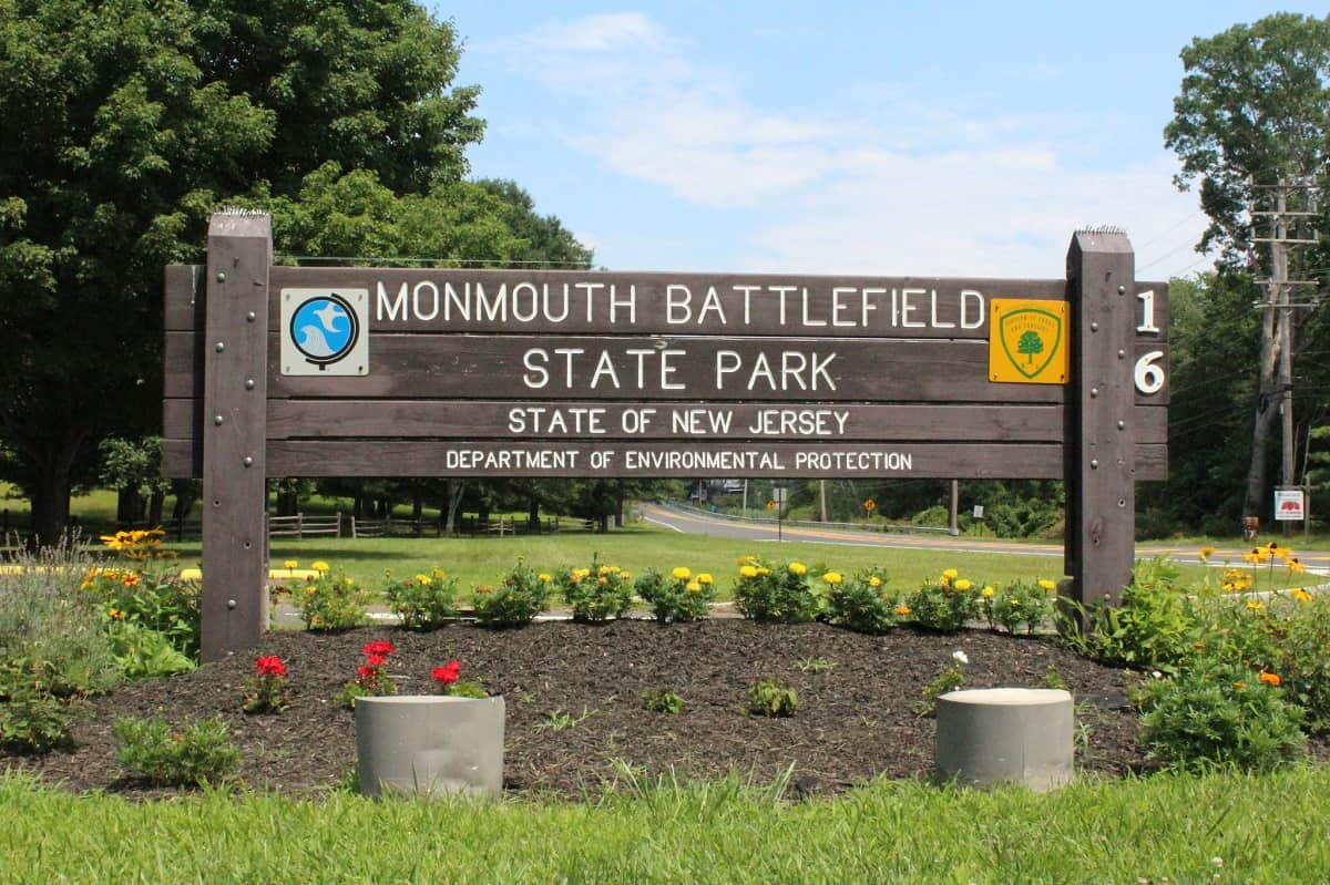 Monmouth Battlefield State Park