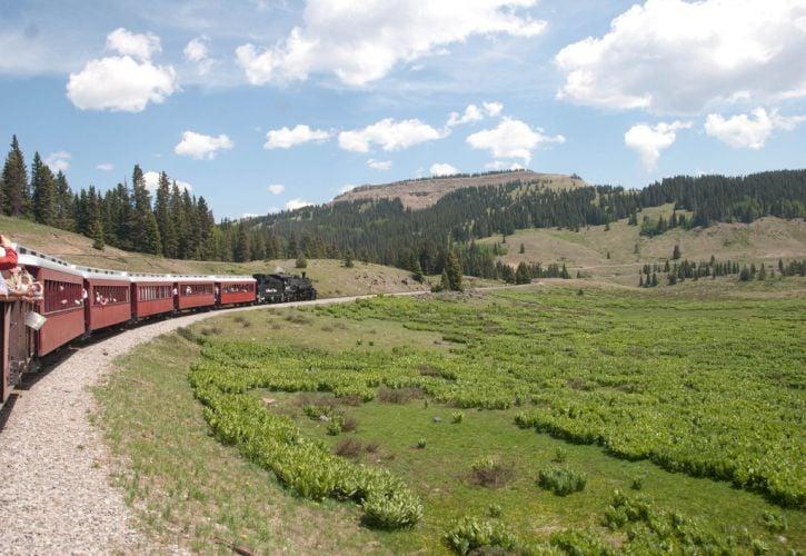 Cumbres-Toltec Scenic Railway