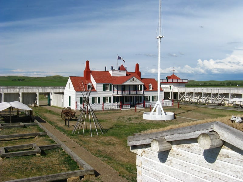 Fort Union Trading Post National Historic State