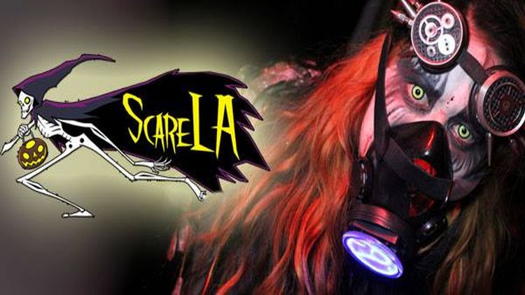 Scare LA - The Los Angeles Halloween Convention