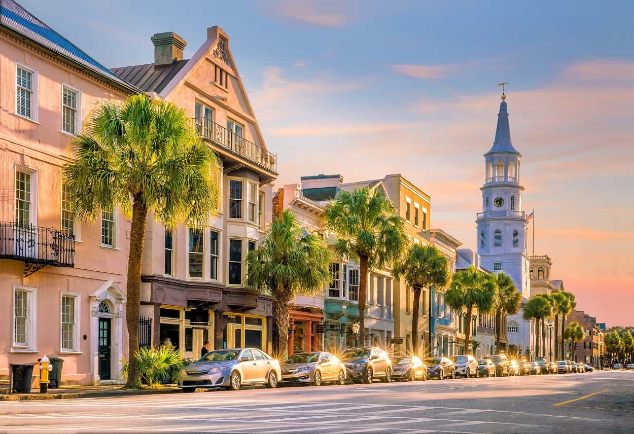 Charleston's Historic District