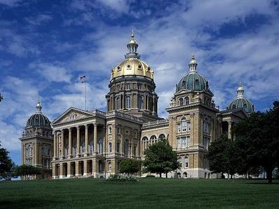 Iowa Top 10 Attractions