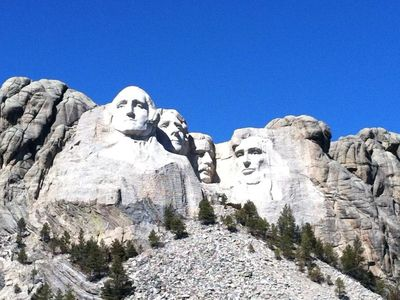South Dakota Top 10 Attractions