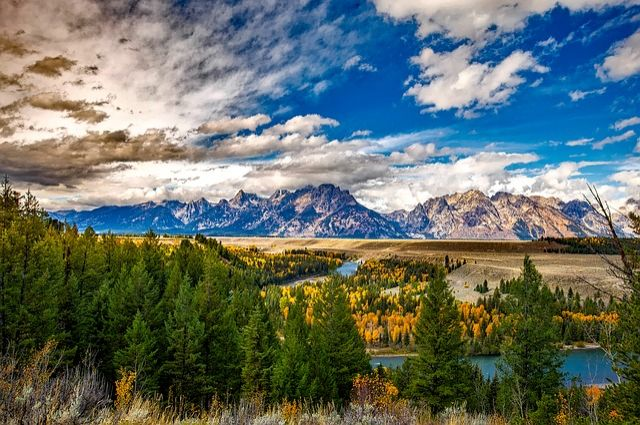 Wyoming Top 10 Attractions