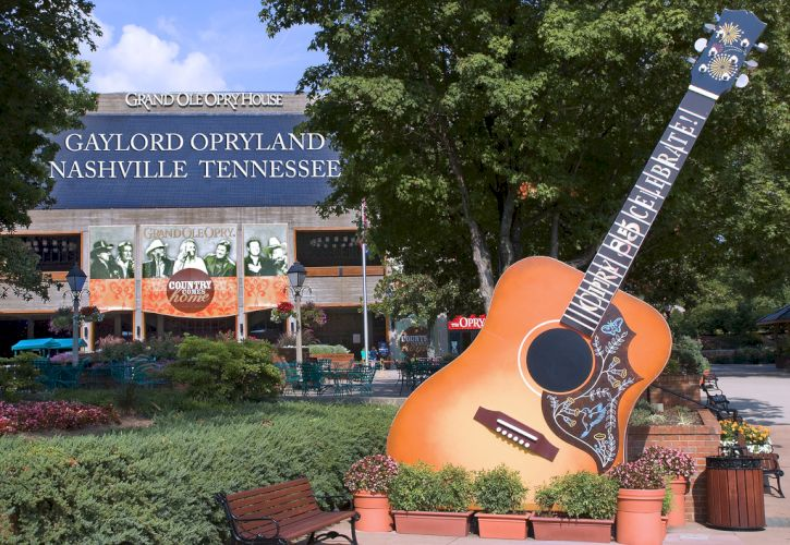 Grand Ole Opry House and Opry Museum