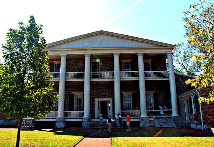 The Hermitage: President Andrew Jackson's Home
