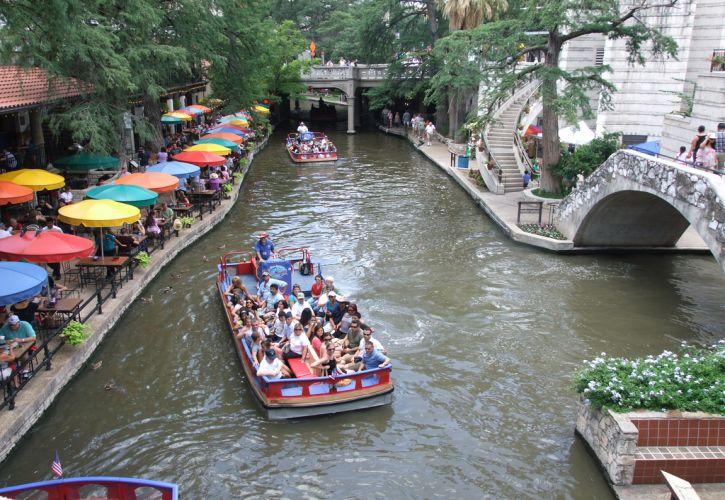 San Antonio River Walk (Paseo del Rio)