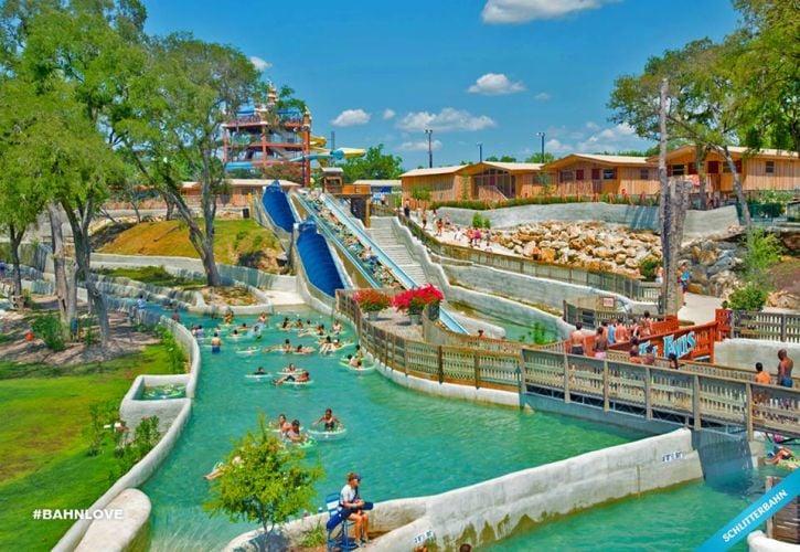 Schlitterbahn Waterpark, New Braunfels