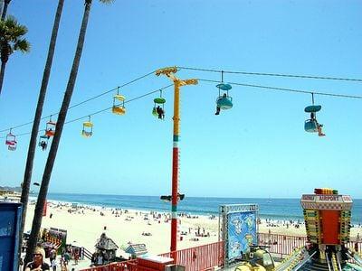 Top 10 Best Beach Boardwalks in the USA