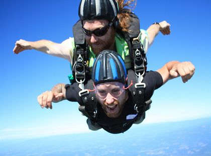 Top 10 Best Places to Go Skydiving in the USA