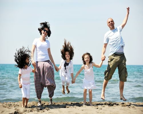 Top 10 Family Beaches in the USA