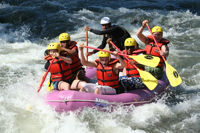 10 Best Places for Whitewater Rafting in the United States