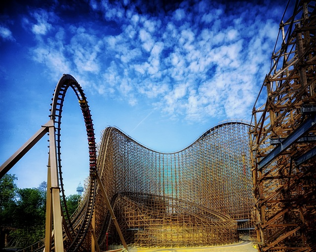 5 of the Scariest Roller Coasters in the United States
