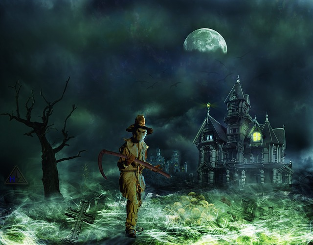 Top 10 Haunted Houses in the USA