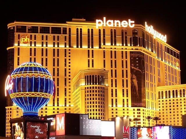 Top 10 Las Vegas Casino Hotels