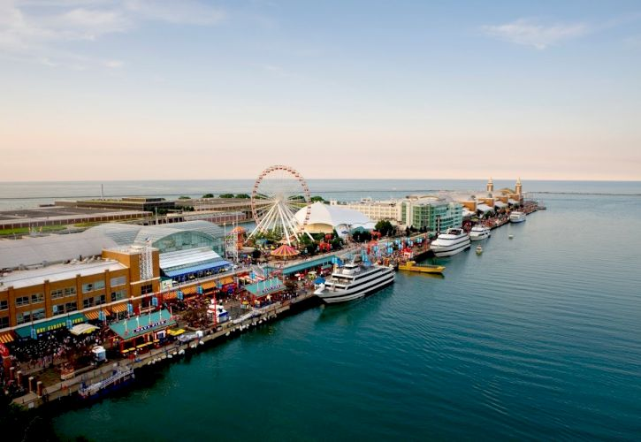 Top 10 Most Beautiful Piers in the USA