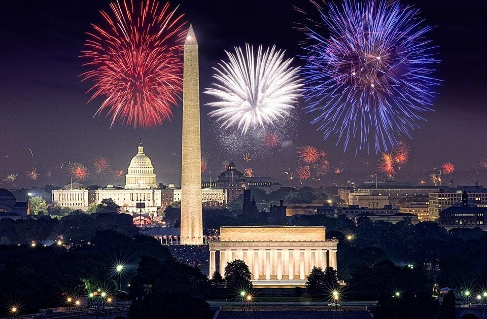 Top 10 Best 4th July Fireworks Displays in America