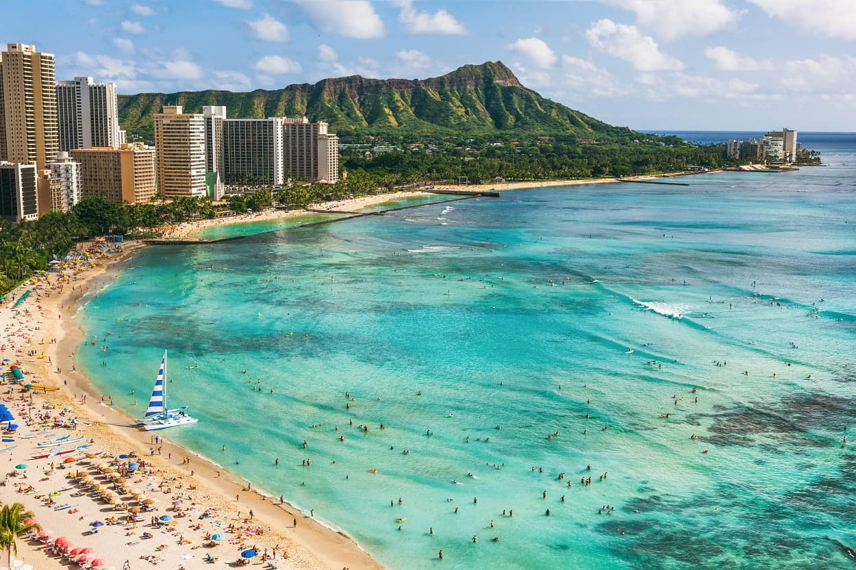 30 Best Beaches in the USA to Visit in 2021