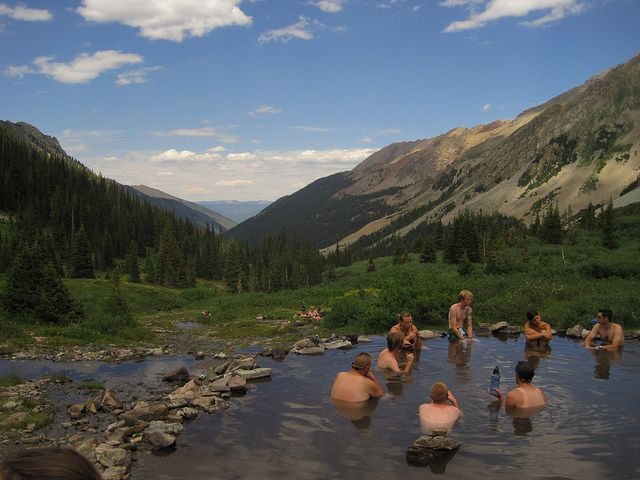 10 Best Hot Springs in the USA to Relax Your Stress Away