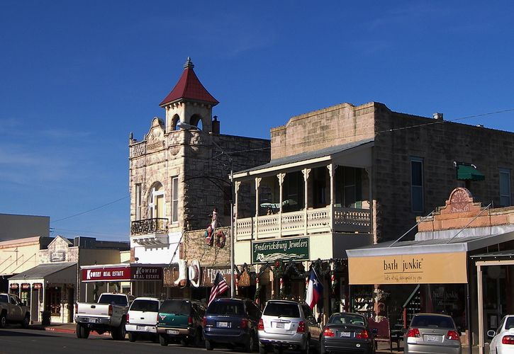 10 Most Beautiful Small Towns in Texas | Attractions of America