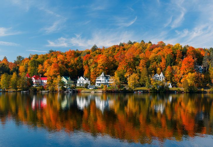 10 Most Beautiful Small Towns in New York State