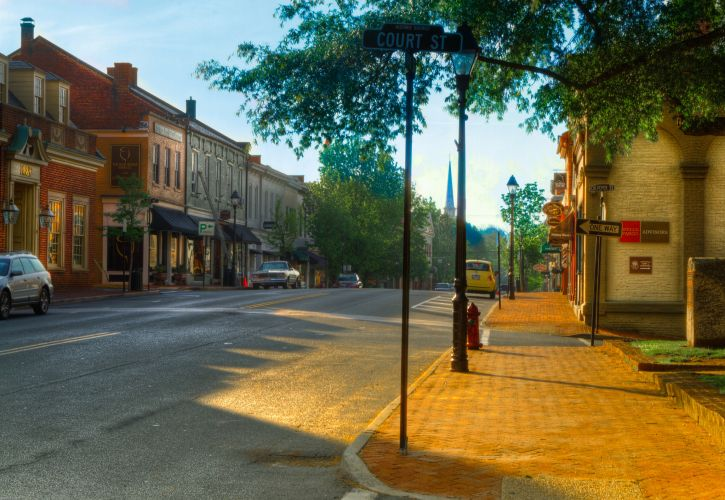 10 Most Beautiful Small Towns in Virginia
