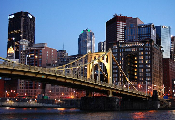 Top 10 Best Downtowns in the USA