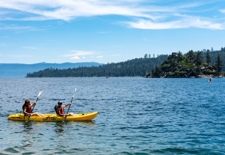 Top 10 Best Places for Watersports in the USA