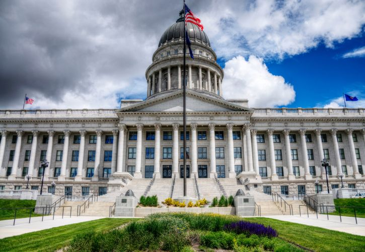 Top 10 Most Beautiful State Capitol Buildings in the USA