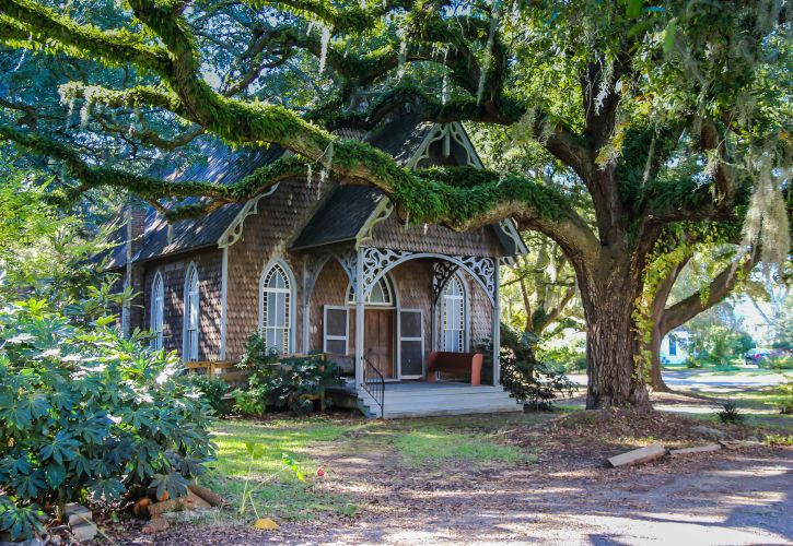 10 Most Beautiful Small Towns in South Carolina