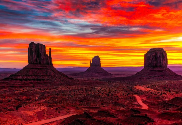 10 Natural Wonders in the USA That Will Take Your Breath Away