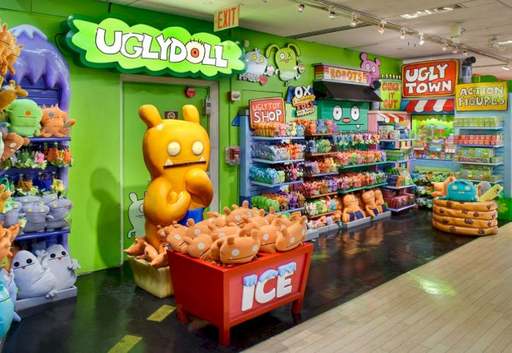 Top 10 Coolest Toy Stores in the USA