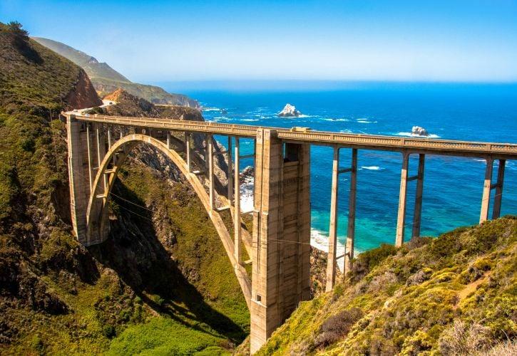 Top 10 Weekend Getaways in California