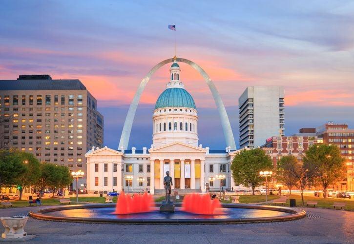 Top 10 Weekend Getaways in Missouri