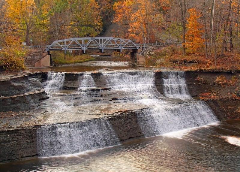 10 Most Beautiful Waterfalls in Ohio