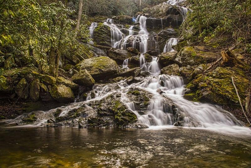 10 Most Beautiful Waterfalls in North Carolina
