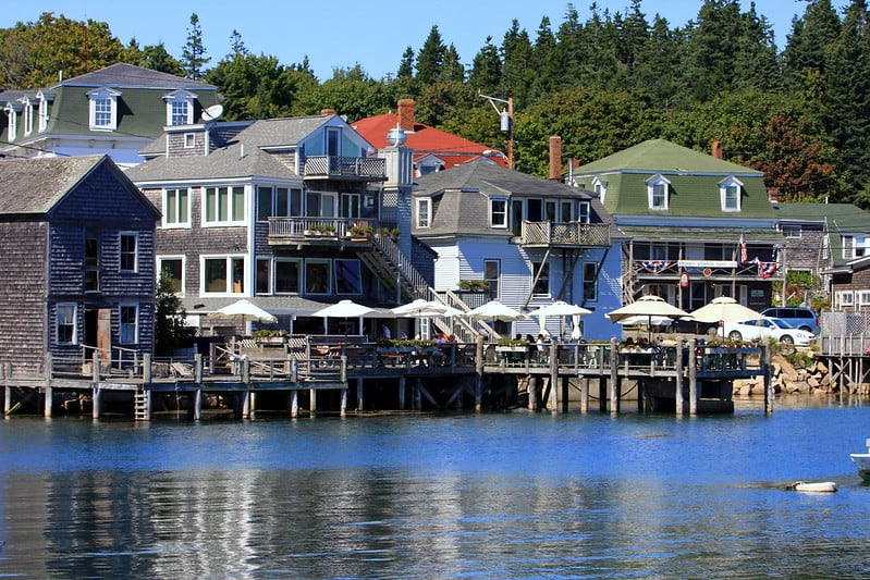 10 Most Beautiful Small Towns in Maine