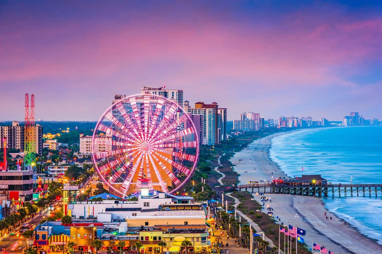 21 Best East Coast Beaches in the USA