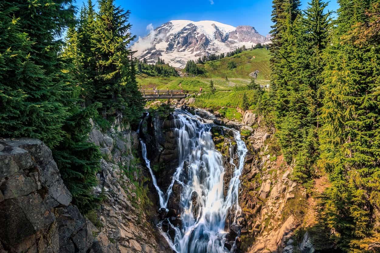 10 Most Beautiful Waterfalls in Washington State