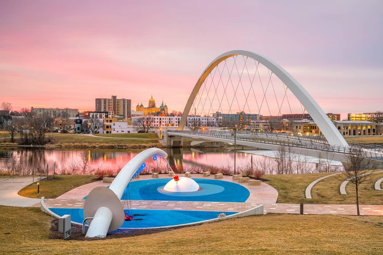 Top 10 Weekend Getaways in Iowa