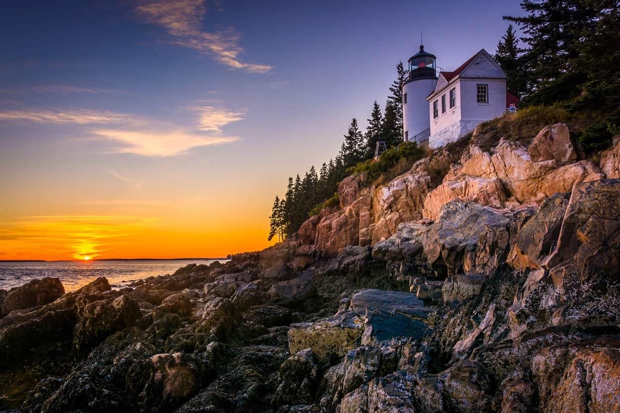 Top 10 Weekend Getaways in Maine